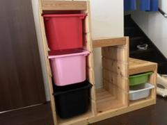 "Thumbnail of ""直接渡し IKEA トロファスト"""