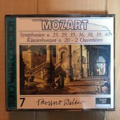 """Thumbnail of """"BRUNO WALTER COLLECTION 7 MOZART"""""""