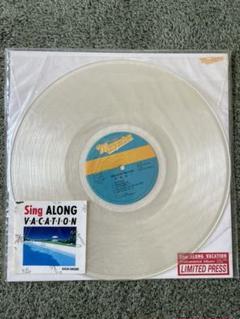 "Thumbnail of ""【大滝詠一】Sing ALONG VACATION (LPレコード)"""