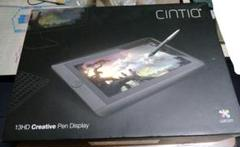"Thumbnail of ""WACOM Cintiq 13HD DTK-1300/K0 液晶ペンタブレット"""