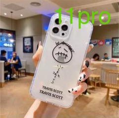 "Thumbnail of ""travis scott 【11pro】iPhoneケース クリア"""