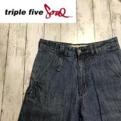 "Thumbnail of ""【TRIPLE FIVE SOUL】トリプルファイブソウル デニムパンツ"""