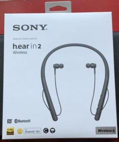 "Thumbnail of ""(中古品)SONY WI-H700(B) h.ear in2"""