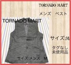 "Thumbnail of ""TORNADO MART メンズベスト サイズ:M"""