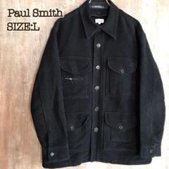 "Thumbnail of ""Paul Smith ポールスミス ブルゾン インナー取外し ブラック ウール"""