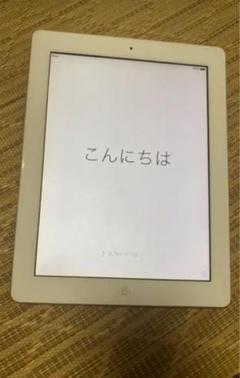 "Thumbnail of ""音出ません! APPLE iPad IPAD2 WI-FI 64GB WHITE"""