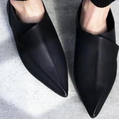 "Thumbnail of ""アンティカ ポインテッドトゥシューズ 靴 パンプス 痛くない"""