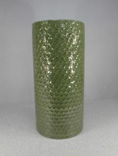 "Thumbnail of ""送料無料!陶器製傘立て、ハニカムグリーン、自然回帰の緑、小難あり5-46"""