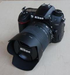 """Thumbnail of """"Nikon D7000 18-105 VR kit 超美品でショット数2539回"""""""