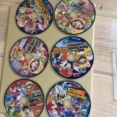 "Thumbnail of ""マリオ ゲーム 付録 DVD 6枚セット"""