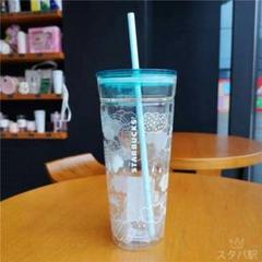 """Thumbnail of """"【スターバックス海外限定】【人気】【スターバックス】ガラス魔法瓶ポータブル"""""""