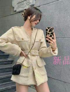 "Thumbnail of ""新品 ミニワンピース レディース ひざ丈 ドレス/9"""