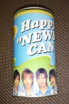 "Thumbnail of ""★ニュース★ジャニーズ★ハッピーニュース缶★HAPPY NEWS CAN★"""