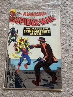 """Thumbnail of """"Amazing spider man アメコミ#26 初登場!クライムマスター!"""""""