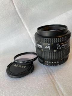 "Thumbnail of ""Nikon ニコン レンズ 35-70 3.3-4.5 Kenkoフィルター付き"""