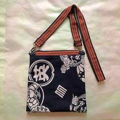 """Thumbnail of """"【男女兼用】酒屋前掛け紐 帆布 サコッシュ バッグ No.8"""""""