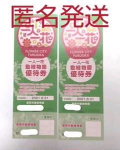 "Thumbnail of ""福岡市動植物園 無料 チケット"""