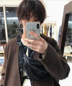 """Thumbnail of """"タグつき未使用 TODAYFUL☺︎Leather Waist Pouch"""""""