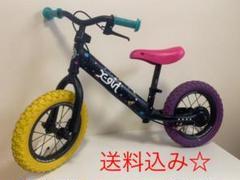 """Thumbnail of """"X-GIRL キックバイク バランスバイク ストライダー コラボ"""""""