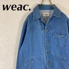 """Thumbnail of """"weac.ウィーク デニムジャケット Gジャン サックスブルー"""""""