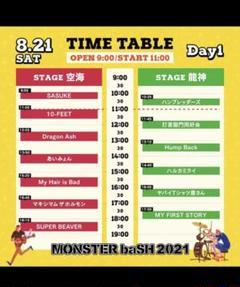 "Thumbnail of ""モンバス2021  1日目 8月21日(土)"""