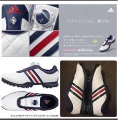"""Thumbnail of """"adidas ゴルフシューズ レディース 23センチ"""""""