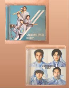 「 Starting Over 」 DISH//