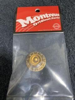 "Thumbnail of ""Montreux モントルー製 トップハットノブ ゴールド 金色"""
