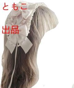 """Thumbnail of """"ロリータ 小物 リボン 髪飾り ヘアアクセサリー リボン かわいい 超可愛い"""""""