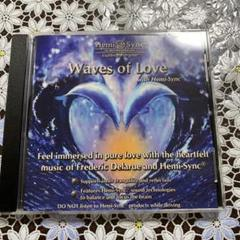 "Thumbnail of ""美品☆★ウェイブス・オブ・ラブ(Waves of Love)ヘミシンク cd☆★"""