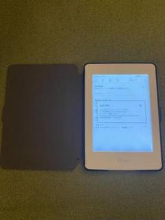 "Thumbnail of ""Kindle Paperwhite マンガモデル 32GB ホワイト ケース付"""
