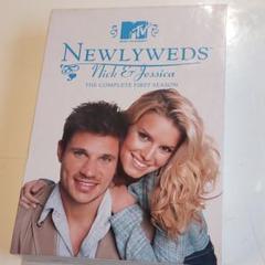 "Thumbnail of ""Newlyweds ニューリーウェッズ 新婚アイドル:ニックとジェシカ ファー…"""