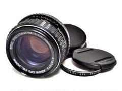 "Thumbnail of ""ペンタックス smc PENTAX-M 50mm F1.4 単焦点レンズ"""