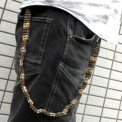 """Thumbnail of """"WOOD BEADS WALLET CHAIN"""""""