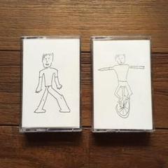 "Thumbnail of ""川辺素「TAPE 1,2」カセットテープ 2本セット ミツメ"""