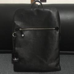"Thumbnail of ""Vivienne Westwood ADVAN バックパック 鞄 ブラック 黒"""