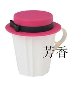 "Thumbnail of ""キッチン プトン カップカバー ハット レッドO"""