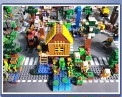 "Thumbnail of ""112ZA/ ★6枚セット★ レゴ ベースプレート 互換 基礎板 ブロック"""