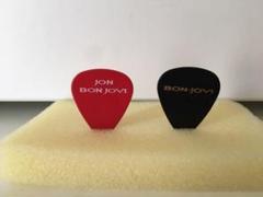"Thumbnail of ""【未使用】公式ファンクラブグッズ♪ピック BONJOVI JON BONJOVI"""