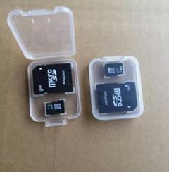 "Thumbnail of ""新品未使用 MicroSDカード 32GB 防水梱包 2個A"""