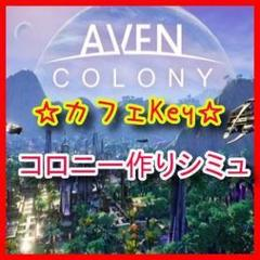 "Thumbnail of ""Steam 「Aven Colony」キー"""