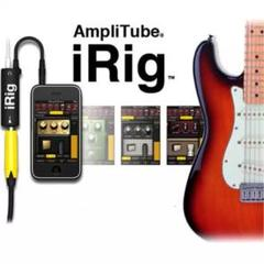 "Thumbnail of ""ギター ベース インターフェース iRig iPhone エフェクター"""