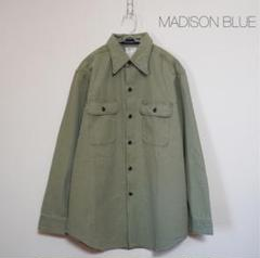 "Thumbnail of ""MADISONBLUE/HAMPTON SHIRT/1/OLIVE"""