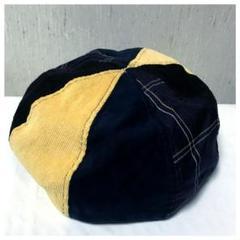 DIGNITY REMAKE BERET リメイク8パネルベレー帽