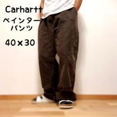 """Thumbnail of """"【希少サイズ】 Carhartt ダブルニー ダック地 ペインターパンツ USA"""""""