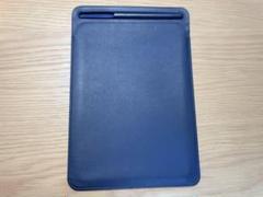 """Thumbnail of """"iPad Pro 10.5インチ 用レザースリーブ - ミッドナイトブルー"""""""
