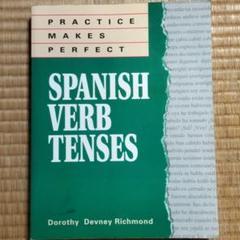 "Thumbnail of ""SPANISH  VERB  TENSES"""