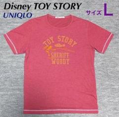 """Thumbnail of """"UT ディズニー トイストーリー ウッディ Tシャツ メンズ Lサイズ"""""""