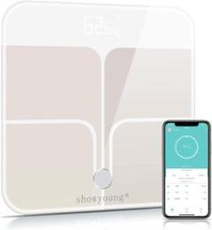 "Thumbnail of ""【体重計】【体脂肪計・体組成計 高精度】【Bluetooth対応 アプリ管理】"""