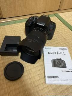 "Thumbnail of ""Canon EOS KISS X9i 値下げ"""
